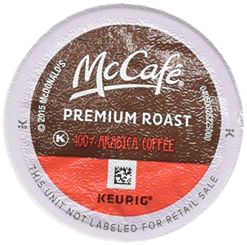 McCafe Premium Roast, Medium, 12 K-Cup Packs (Set of 3)
