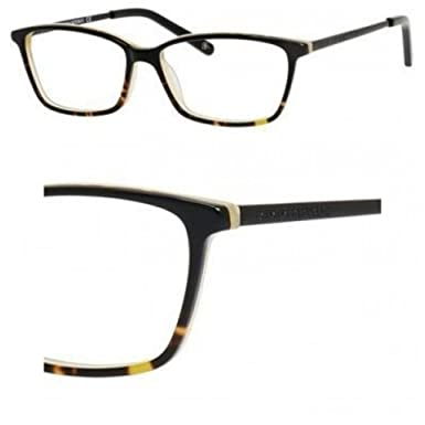 9d9f14de8c5 Image Unavailable. Image not available for. Color  BANANA REPUBLIC  Eyeglasses CATE 0Jyy Black Tortoise 53MM
