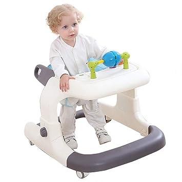 WMYJXD Andador para Bebé para Niños Y Niñas, con Música, 4 ...