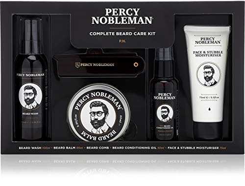 Complete Percy Nobleman Grooming Giftset