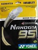 Yonex Nanogy 95 Badminton String - 10M Set