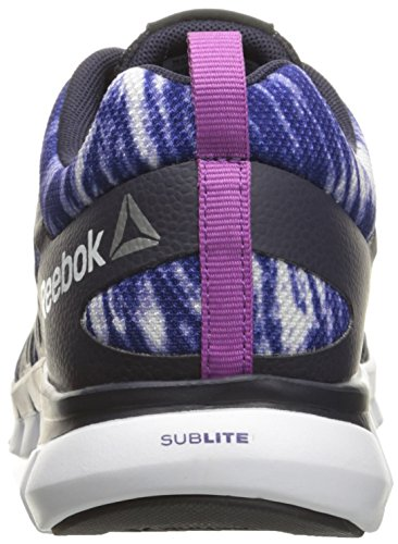 Purple Blue XT White Walking Delirium 2 0 Sublite Purple Reebok WS Shoe Primo Cushion Women's MT SqFvfxw6