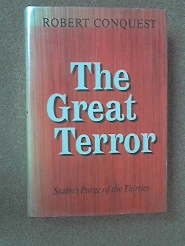 the great terror stalin The definitive work on stalin's purges, robert conquest's the great terror was universally acclaimed when it first appeared in 1968 edmund wilson hailed it as the only scrupulous.