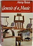 img - for Genesis of a Music: An Account of a Creative Work, Its Roots and Its Fulfillments by Partch Harry (1974-08-01) Hardcover book / textbook / text book