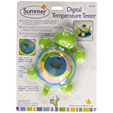 Summer Infant 08324 Turtle Digital Temperature Tester