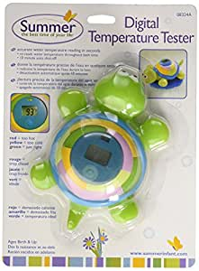 Summer Infant Turtle Digital Temp Tester