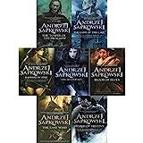 Witcher Series Andrzej Sapkowski 7 Books Collection Set Inc Sword Of Destiny