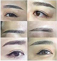 Tatuajes de cejas cejas maquillaje Diseño de herramienta cosmética ...