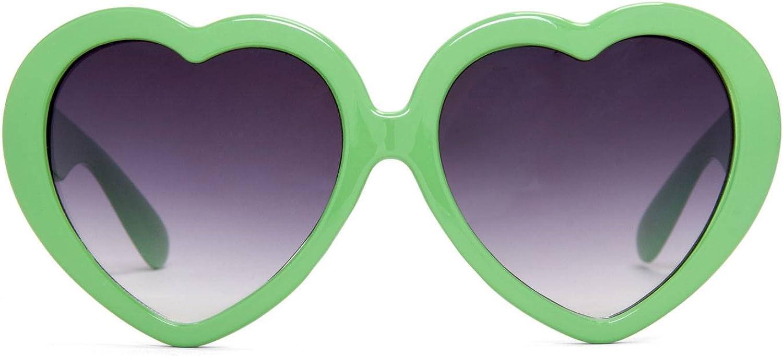 Gravity Shades Heart Shaped Lolita Sunglasses