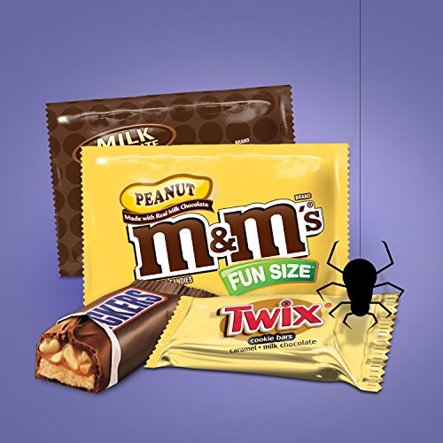 Chocolate Peanut Caramel Nougatine Dunmore Candy Kitchen: MARS Chocolate Favorites Fun Size Candy Bars Variety Mix
