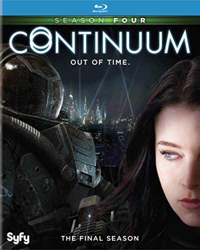 Blu-ray : Continuum: Season Four (Snap Case, Slipsleeve Packaging, 2 Pack, 2 Disc)