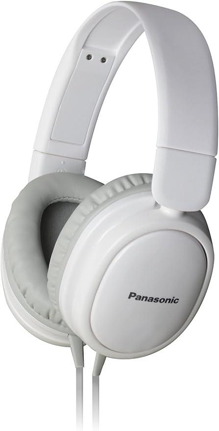 Panasonic RP HX250 White Over Ear Headphones for iPod/MP3 Player/Mobiles Over Ear