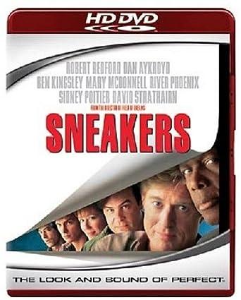 Sneakers [HD DVD]: Robert Redford