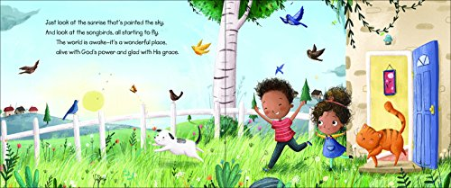 The World Is Awake: A celebration of everyday blessings by HarperCollins (Image #3)