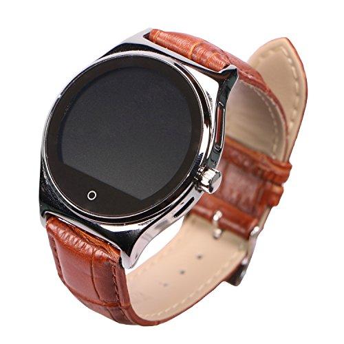 HAMSWAN rwatch R11 ritmo cardíaco de control de bluetooth reloj ...