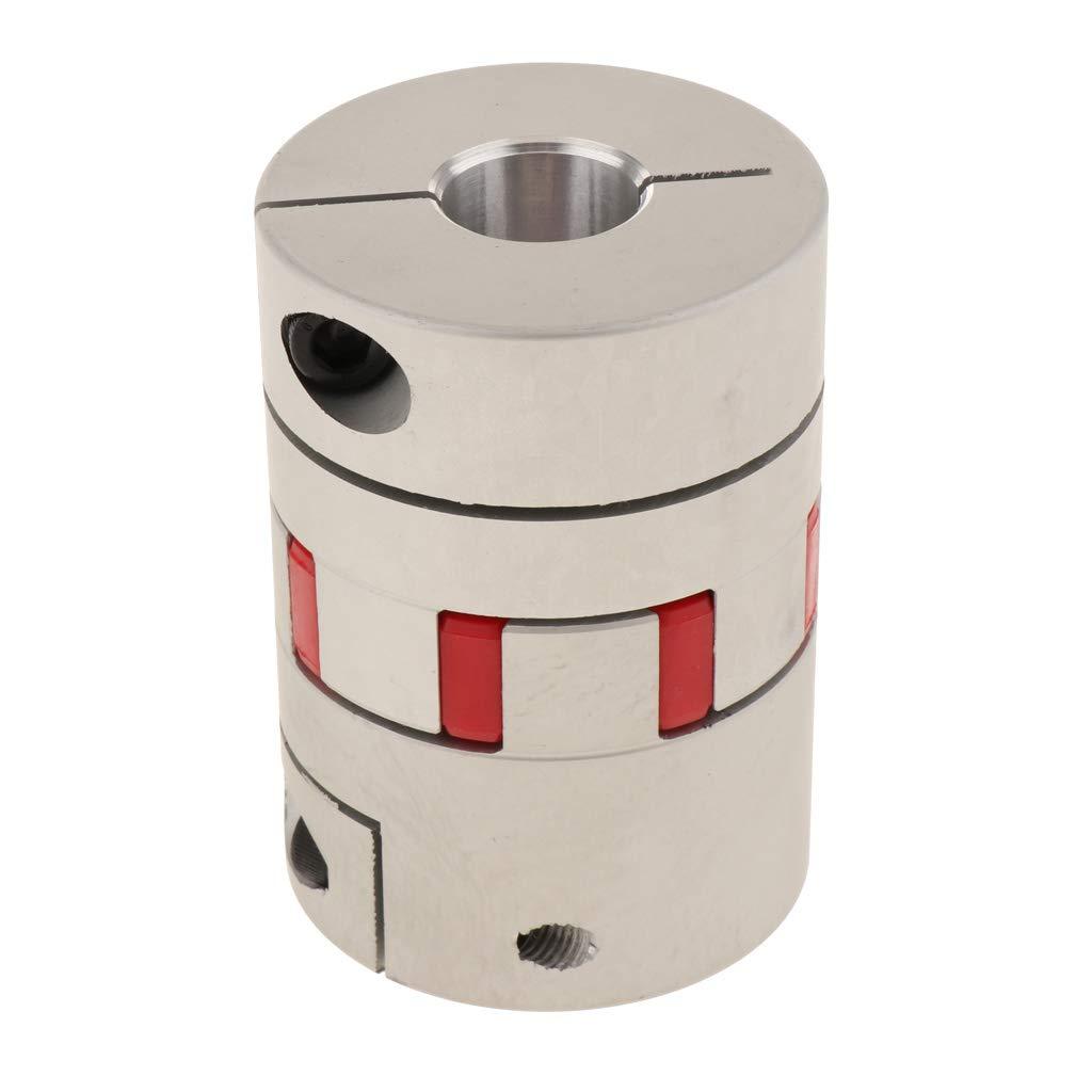 Almencla Tige Flexible Accessoires pour Outil /Électrique Coupleur Arbre 64x90x24mm