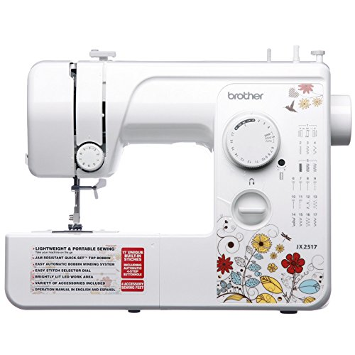 Amazon Brother Jx40 Sewing Machine Refurbished Delectable Brother 17 Stitch Sewing Machine