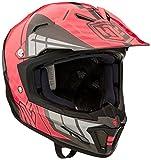 HJC Closeouts CL-XY II Cross-Up MC-8 Youth Motorcycle Rid...