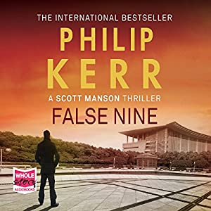 False Nine Audiobook