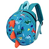 Kids Anti Lost Backpack, Safety Harness Leash Strap Bag for Walking Toddler Baby by Leoie
