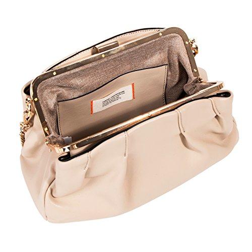 Parfois - Tasche Crafted Blend Collection - Damen Beige Xznu2gBv6d