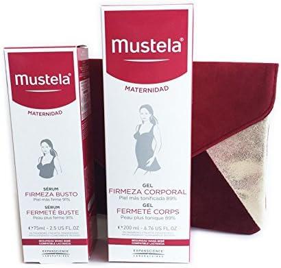 Mustela Pack Maternidad Gel Fimerza Corporal + Sérum Firmeza Busto ...