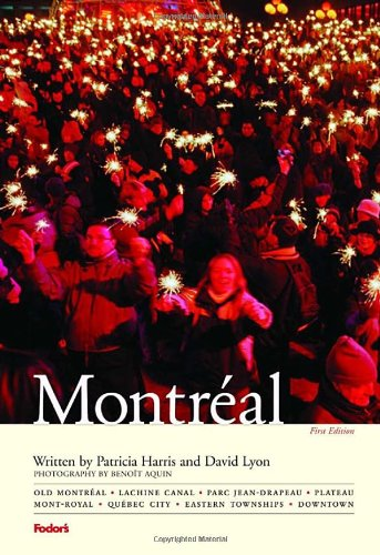 Compass American Guides: Montreal, 1st Edition (Full-color Travel Guide)