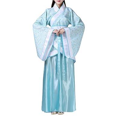 Gtagain Ropa Mujer Traje Tang - Disfraz Chino Estilo Tang Dinastía ...