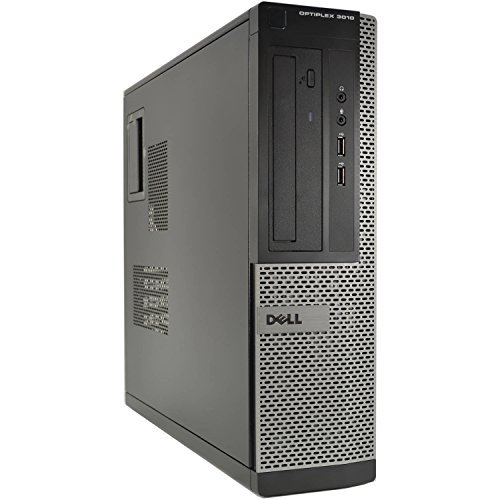 新品本物 Dell Desktop Computer 3010 Hard Intel Core B07HRP7RQD i3-3220 3.30GHz 4GB Pro DDR3 Ram 250GB Hard Drive DVD Windows 10 Pro (Certified Refurbished) [並行輸入品] B07HRP7RQD, 株式会社花島:ec8fae63 --- arbimovel.dominiotemporario.com