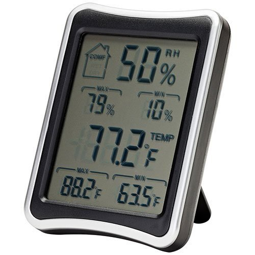 Price comparison product image SnapSafe 75909 Hygrometer