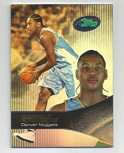 Basketball NBA 2003 Topps ETopps #45 Carmelo Anthony #45 NM