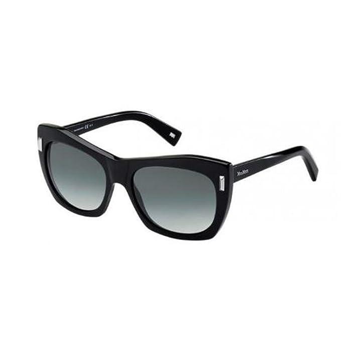 Gafas de Sol Max Mara MM MALIBU II BLACK: Amazon.es: Ropa y ...