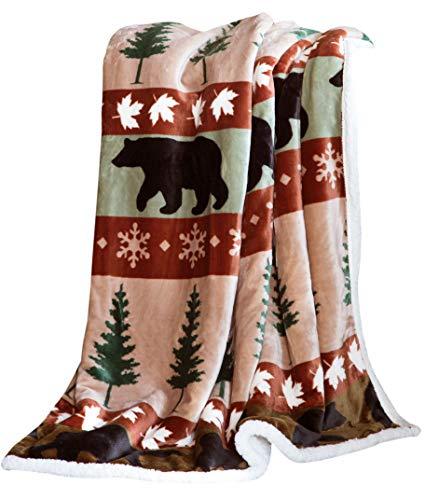 nature throw blanket - 3