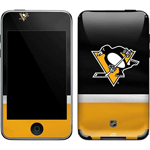 3rd Hockey Jersey - NHL Pittsburgh Penguins iPod Touch (2nd & 3rd Gen) Skin - Pittsburgh Penguins Jersey Vinyl Decal Skin For Your iPod Touch (2nd & 3rd Gen)