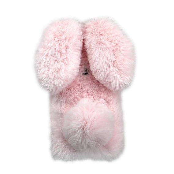 Amazon com: Fur Rabbit Case for Xiaomi Mi A2 Lite (Redmi 6