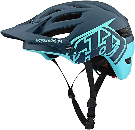 Troy Lee Designs Adult | Trail | Enduro | Half Shell A1 Classic Mountain Biking Helmet with MIPS (Medium/Large