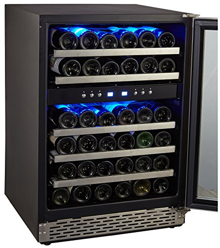 Phiestina 24 Built In Or Free Standing 46 Bottle Wine