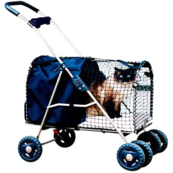 Amazon Com Kittywalk Fifth Avenue Pet Stroller For Pets