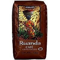 Kirkland Signature Ruanda café en grano entero 1kg