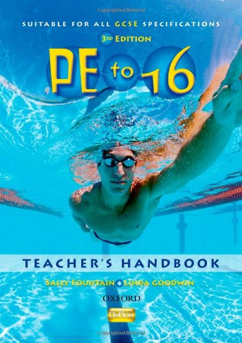 Pe to 16 Teacher Handbook: Teacher's Handbook