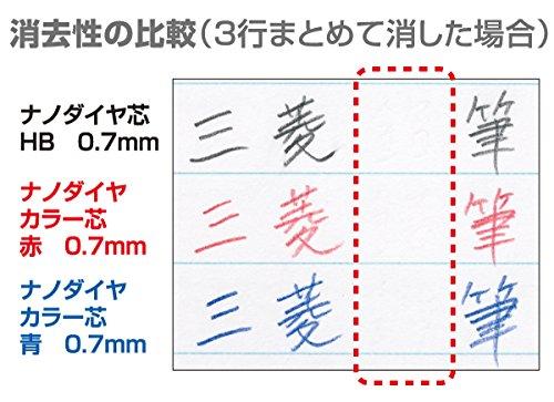 Uni Mechanical Pencil Leads Nano Dia 0.5mm, 8 Colors, 20 leads 8-packs (Total 160 Leads) Japanese Stationery Original Package.(uni05-8color) by Japanese stationery store (Image #3)