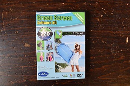 Savage Green Screen Software