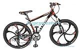 Atlas Ultimate Mag Wheel Bicycle (black)