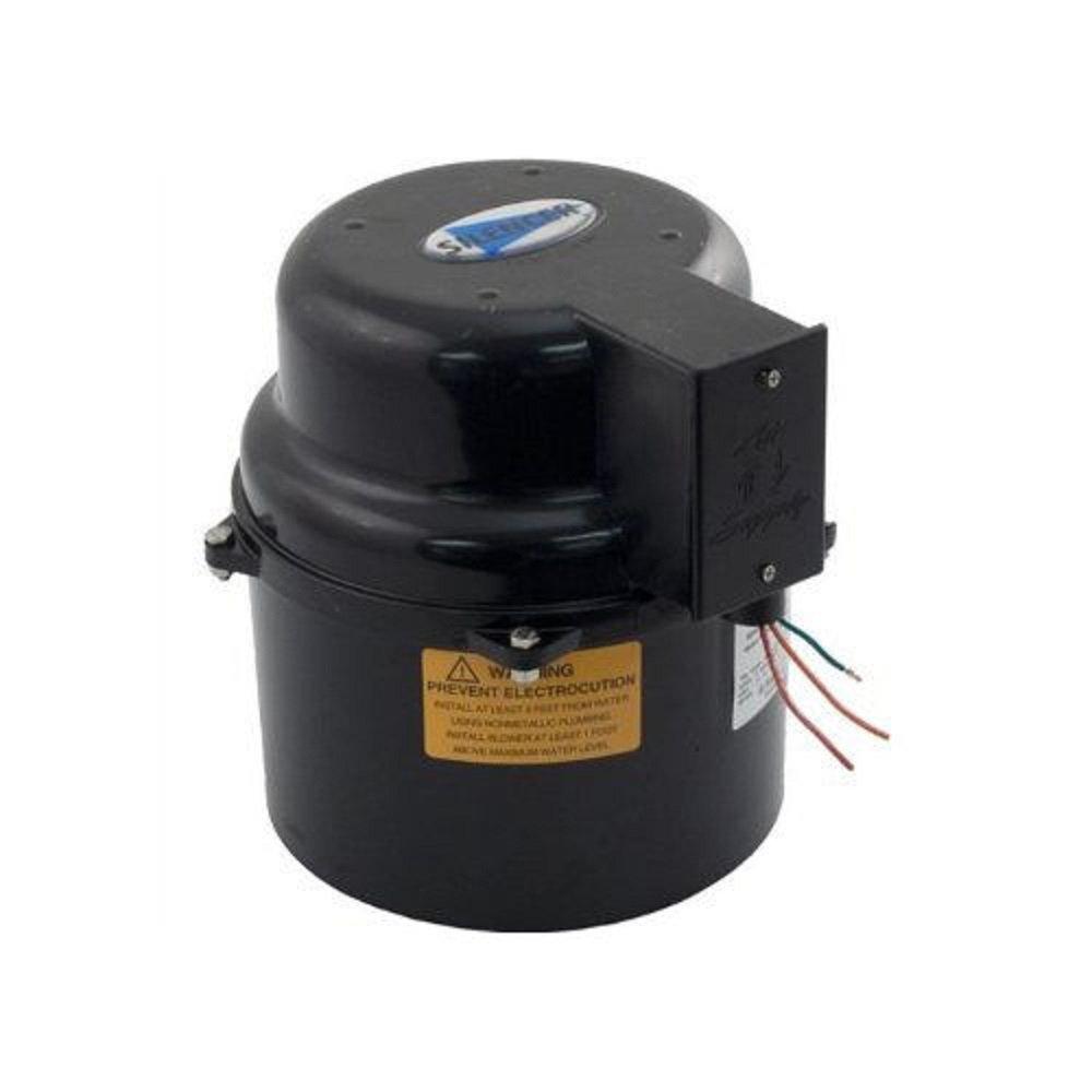 Air Supply 6316220F 1.5 HP 220V Silencer Blower