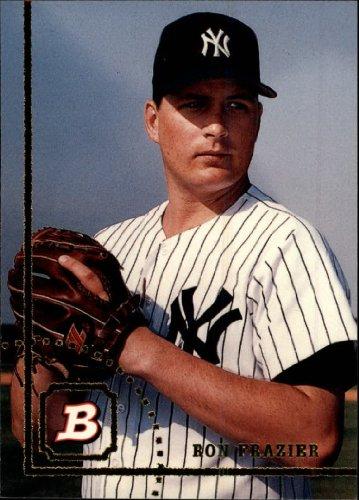 1994 Bowman Baseball Rookie Card #541 Ron Frazier