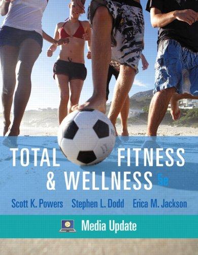 Total Fitness & Wellness, Media Update + Behavior Change Log Book and Wellness Journal ()