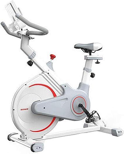 SZ-JSQC Ultra silencioso Interior Deportes Fitness Equipment Inicio Bicicleta estática Bicicletas de Ciclismo Indoor 200Kg de Carga de Bicicleta de Spinning: Amazon.es: Deportes y aire libre