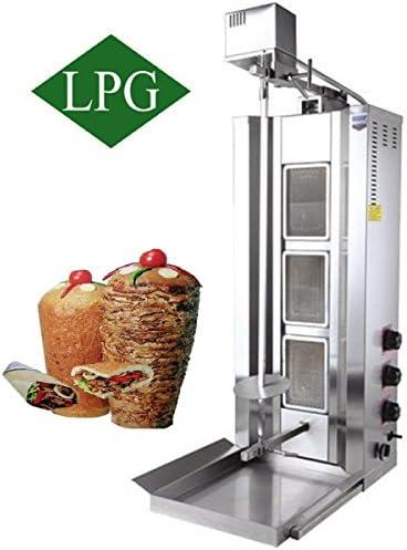 Juego completo de rotación automática – Capacidad de carne: 35 kg ...