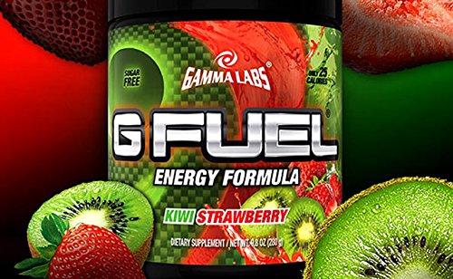 Gamma Labs G Fuel Dietary Supplement, Kiwi Strawberry, 280 Gram