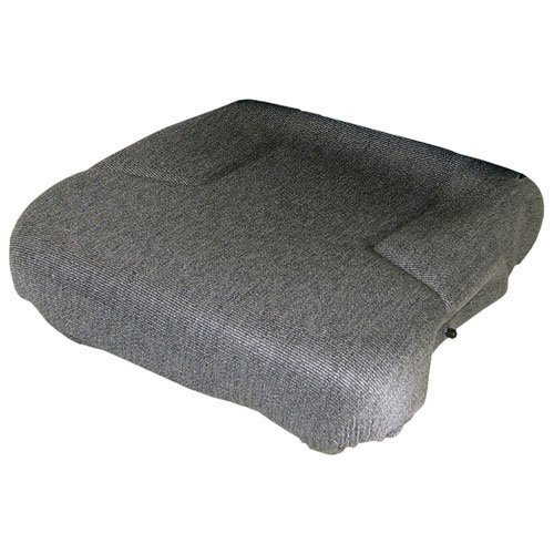 Seat Cushion Fabric Gray Case IH 5120 5130 5140 5220 5230 5240 5250 7110 7120 7130 7140 7150 7210 7220 7230 7240 7250 8910 8920 8930 8940 8950 9110 9130 9210 9230 9240 9270 9310 9330 9370 9380 1666 by All States Ag Parts